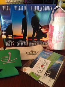 Giveaway item