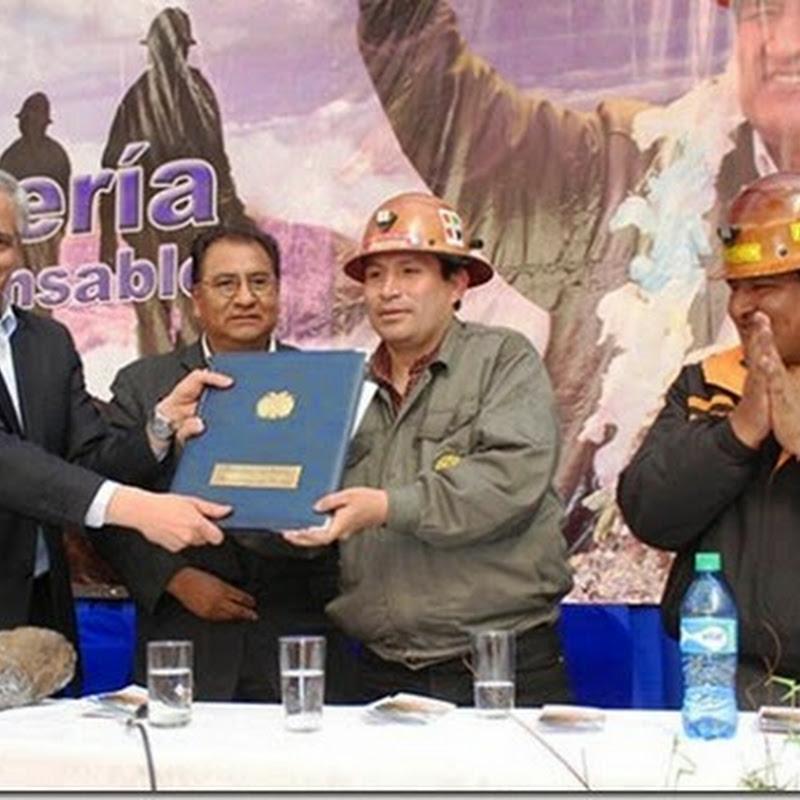 Ley de Minería y Metalurgia: Promulgan ley que redefine roles en minería