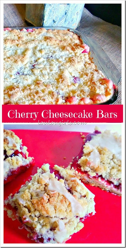 cherry cheesecake bars4