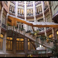 32.- Gaudí, Casa Milá.