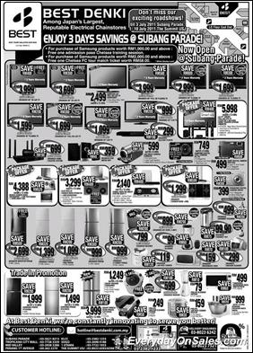 Best-Denki-3-Days-Savings-Sale-2011-EverydayOnSales-Warehouse-Sale-Promotion-Deal-Discount