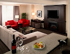 Presidential Suite at the Delta Sault Ste. Marie