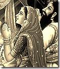 Vasudeva and Devaki