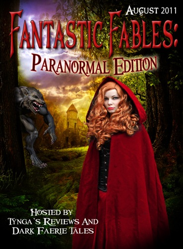 Announcement: Fantastic Fables–Paranormal Edition!