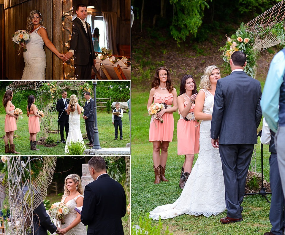 the barn at chestnut springs wedding 3