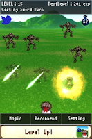 Screenshot of Level up! - RPG free game