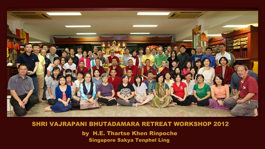 2012_10_14 - Group Photo with HE Thartse Rpc