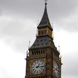 big ben in London, London City of, United Kingdom