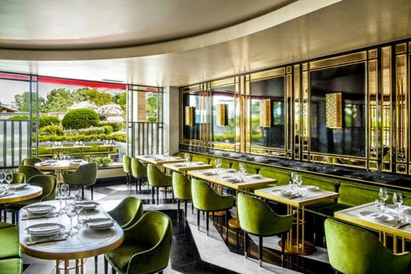 Trends in restaurant design by leading european designers