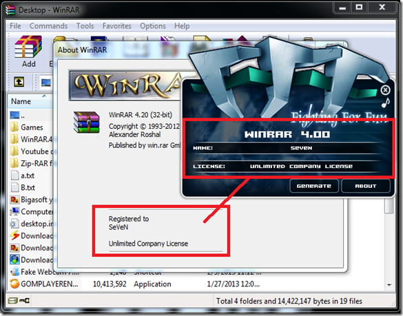 winrar with key download