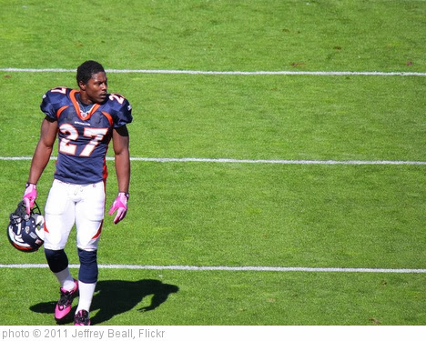 'Knowshon Moreno' photo (c) 2011, Jeffrey Beall - license: http://creativecommons.org/licenses/by-sa/2.0/