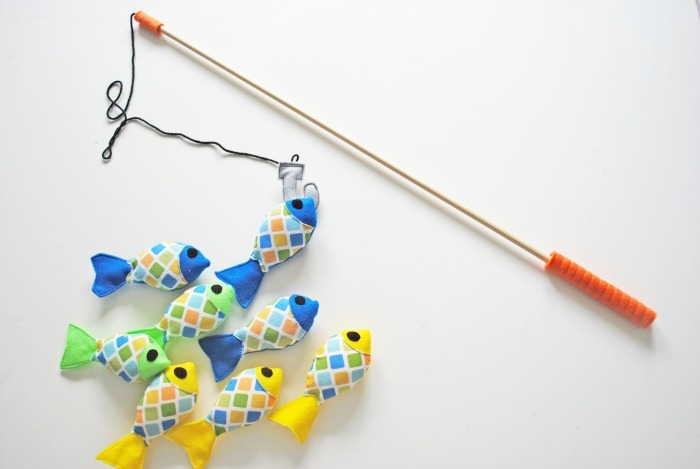 Felt Fishing Set Tutorial