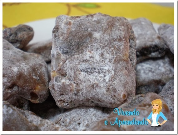 Palha Italiana de Biscoito Recheado