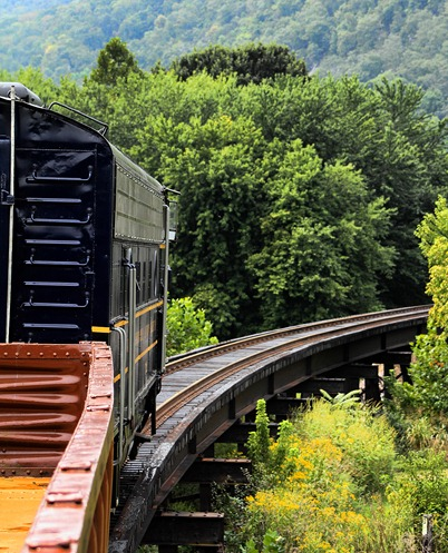 Potomac Eagle train5