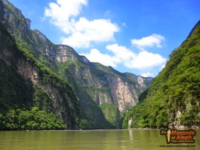 Cañon del Sumidero Viaje Chiapas 8