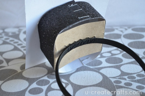 DIY Headband graduation hat