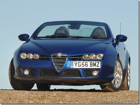 Alfa Romeo Spider UK Version _4