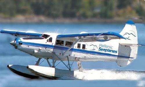 Ανάδοχος η Hellenic Seaplanes στη Ζάκυνθο