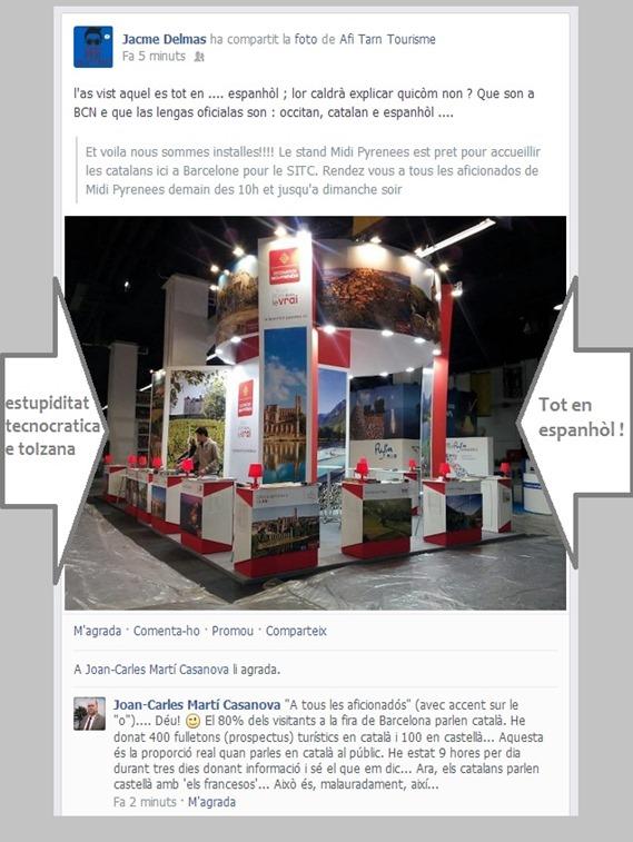 Promocion del torisme de Miègjorn Pirinèus
