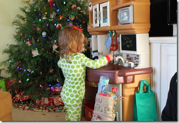 Zoey Opening Christmas From Santa23