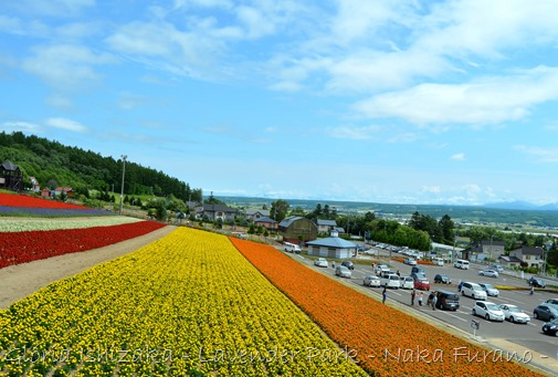Glória Ishizaka - Naka Furano - Hokkaido 43