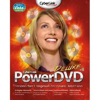 CyberLink PowerDVD 8