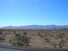 038 - Desierto entre California y Nevada.JPG