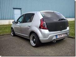 Dacia Sandero gepimpt 02