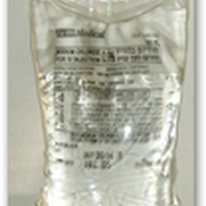 FDA Clears Import of More Saline Solution to Help Ease Shortages In the US