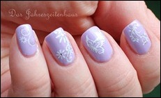 Nageldesign Frühling Pastell 2