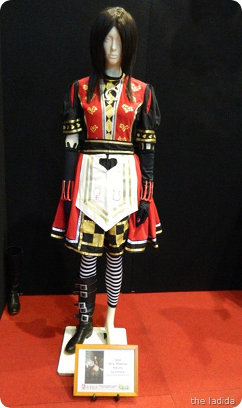 Animania Sydney 2012 World Cosplay Summit  - Alice from Alice Madness Returns by Christie