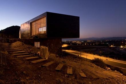 casa-moderna-en-chicureo-chile
