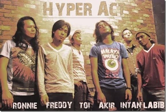 Hyper Act harapan