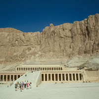23.- Hipogeo de Hatsshepsut en Deir-el-Bahari
