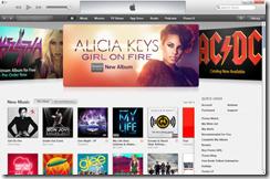 متجر أبل على برنامج ايتونز iTunes 11.3.1 والذى يحتوى على أحدث ألبومات الموسيقى والأفلام والتطبيقات والألعاب