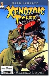 P00005 - Xenozoic Tales #5