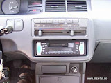 Autoradio Sony XR-CA400