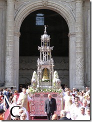 custodia de la Catedral de Càdiz