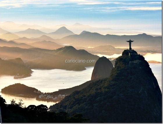 Rio de Janeiro se torna Patrimônio Cultural da Humanidade