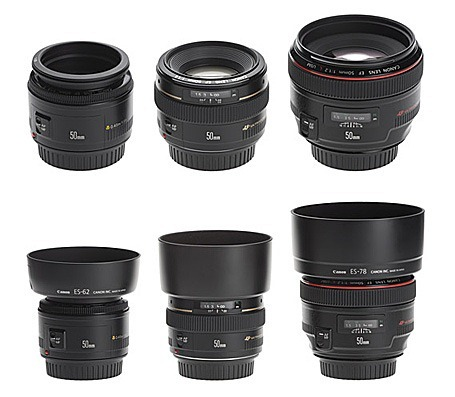 PALLADINO: Canon EF 35mm f1.4 USM L vs./contro Canon EF 50mm f1.4