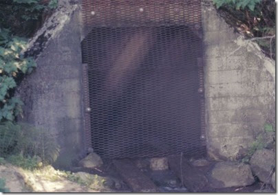 Pioneer Tunnel Portal in 1994
