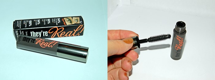 Benefit Mascara They're Real Review