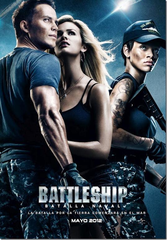 ดูหนังออนไลน์ Battleship ยุทธการเรือรบพิฆาตเอเลี่ยน [HD Master]