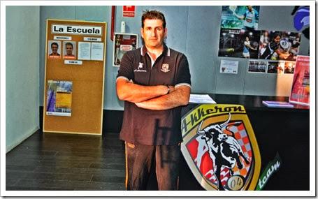 AKKERON cierra un nuevo fichaje: José Del Valle, como Manager Deportivo de la firma española.