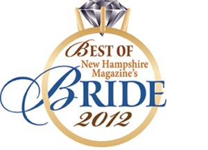 best of bride 2012 winner decal