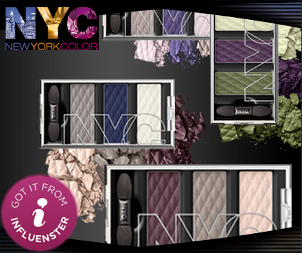 NYC HD Color Trio from Influenster JollyVoxBox
