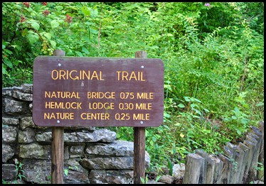 01 - Original Trail Trailhead