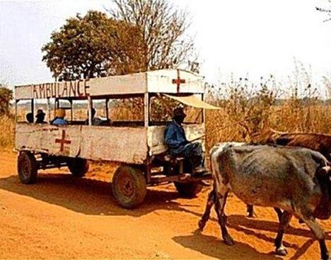 village ambulanace