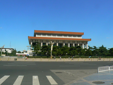 Beijing: The mausoleum of Tao