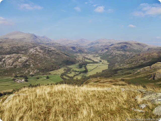 eskdale from kepple crag